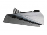 3 in 1 Eaves Support Trays 1mtr - Vent, Support & Comb